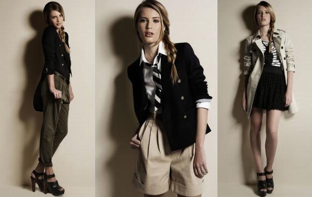 Zara Spring-Summer 2010 lookbook!! Part 2